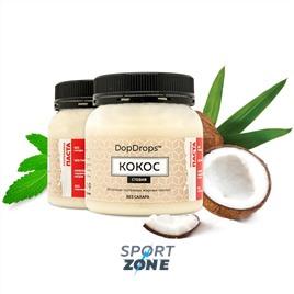 Протеиновая паста DopDrops Кокос 250г (стевия)