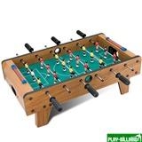 """Настольный футбол (кикер) """"Premium mini"""" (69х37х24 см, коричневый), интернет-магазин товаров для бильярда Play-billiard.ru"""