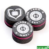 """Наклейка для кия """"Black Heart""""  E CLASS  (H) 14 мм, интернет-магазин товаров для бильярда Play-billiard.ru"""