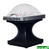 Weekend Хоккей «Bubble Hockey» (104 x 91 x 132 см, серебристо-черный), интернет-магазин товаров для бильярда Play-billiard.ru