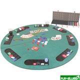 Складной стол для игры в покер, интернет-магазин товаров для бильярда Play-billiard.ru