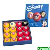 Комплект шаров 57.2 мм «Aramith Disney», интернет-магазин товаров для бильярда Play-billiard.ru