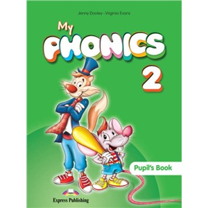 My phonics 2 student's book - учебник