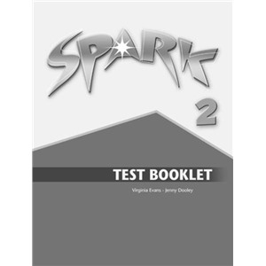 Spark 2 (Monstertrackers). Test Booklet. Cборник тестовых заданий