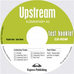 upstream elementary test booklet cd-rom