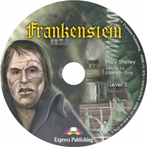 frankenstein audio cd