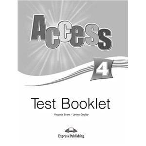 access 4 test booklet