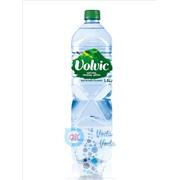 Упаковка минеральной воды Volvic 1,5 в пластике - 6 шт.