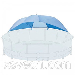 Зонт для бассейна Intex Pool Canopy 28050