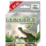 Леска SWD Crocodile 100м 0,18 (3,30кг) прозрачная