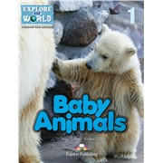 Baby Animals  (CLIL Reader + Cross-platform Application) by Jenny Dooley, Virginia Evans