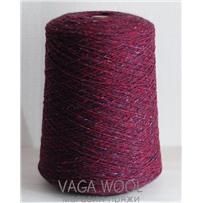 Пряжа Твид-мохер Клен 2612, 110м/50гр. Knoll Yarns, Mohair Tweed, Maple