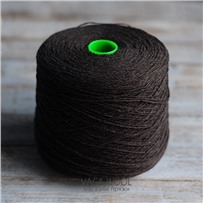 Пряжа Lambswool Сморчок 321, 212м/50г., Knoll Yarns, Morel
