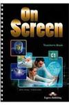 On screen С1 Teacher's Book — книга для учителя