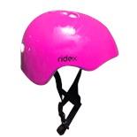 Шлем защитный Shell, розовый