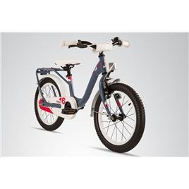 "Велосипед Scool 16"" Nixe 16"" steel, интернет-магазин Sportcoast.ru"