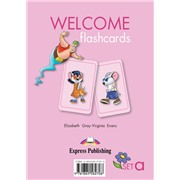 welcome flashcards set a