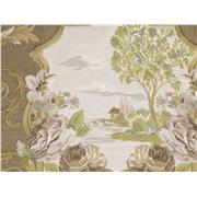 224/18 Saint-Germain/Beige-Green Коллекция: Showroom collection Part 3