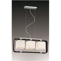 Светильник подвесной Odeon Light 2199/3 Via 3xE27 хром