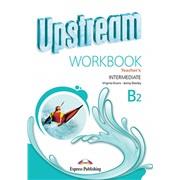 upstream interm teacher's workbook - рабочая тетрадь, вариант для учителя