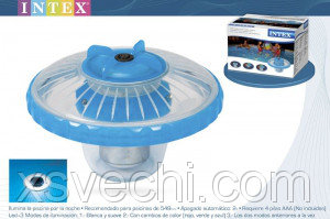 Подсветка плавающая Intex 28690
