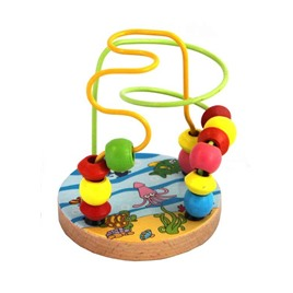 """База игрушек Развивающая игрушка """"Деревянный лабиринт"""" (Рыбки)"""