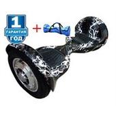 Гироскутер Smart Balance SEV 10 дюймов APP+Balance молния