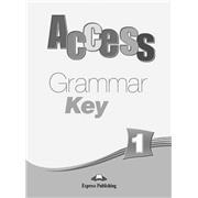Access 1 grammar book key