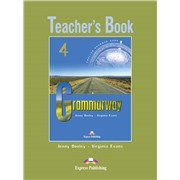grammarway 4 teacher's book - книга для учителя