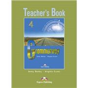 Grammarway 4. Teacher's Book. Intermediate. Книга для учителя