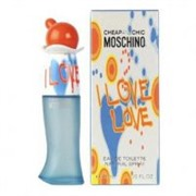 Moschino Cheap and Chic I Love Love 50 мл