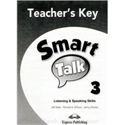 Smart Talk Listening & Speaking Skills A2 — книга для учителя