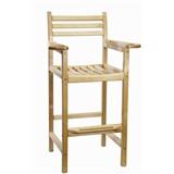 Кресло бильярдное (светлое) 90.004.00.0, интернет-магазин товаров для бильярда Play-billiard.ru