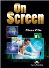 On Screen B1+. Class CD's (set of 4) REVISED. Аудио CD для работы  в классе (4 шт).