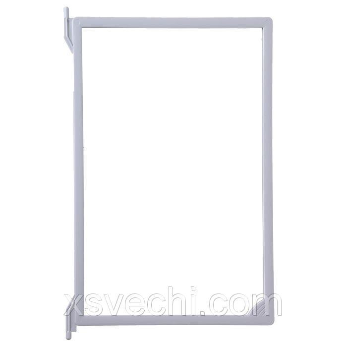 Рамка пластиковая для перекидной системы A4 , цвет серый