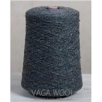 Пряжа Твид-мохер, Серая ольха 2605, 110м/50г, Knoll Yarns, Mohair Tweed, Grey Alder