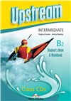 Upstream Intermediate B2. Class CDs (set Of 5) (3rd Edition). Аудио CD для работы в классе