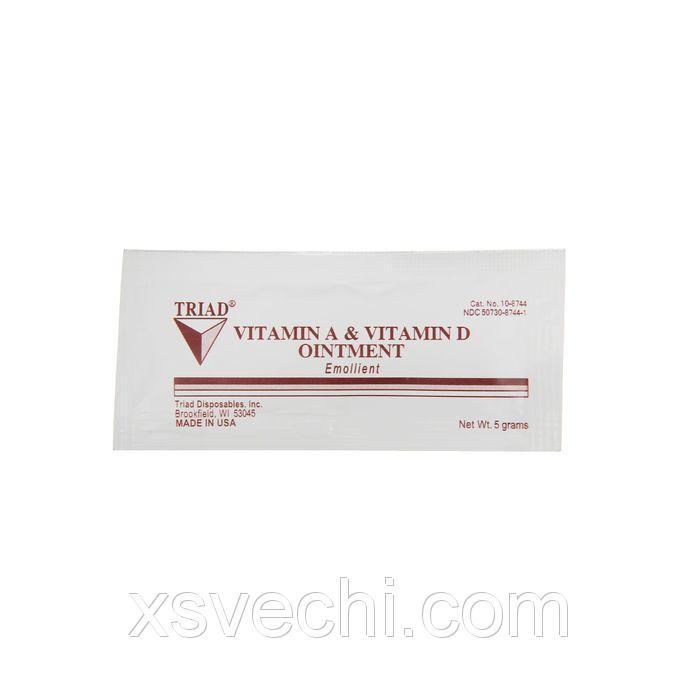 Восстанавливающий крем-антибиотик для заживления кожи, 5 г