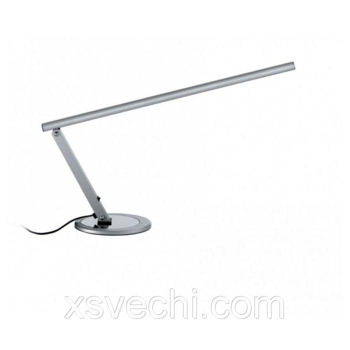 Лампа маникюрная Нarizma h10453-17, 10 Вт, LED, серебро