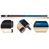 Кий для пула 2-pc «Magnum Classic» (синий), интернет-магазин товаров для бильярда Play-billiard.ru