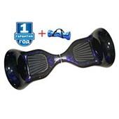 Гироскутер Smart Balance SEV 10 дюймов APP+Balance молния синий