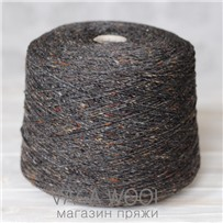 Пряжа Твид Soft Donegal Желудь 5510, 190м в 50г, Knoll Yarns, Macean