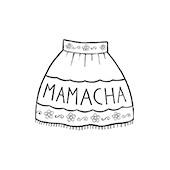 Mamacha - толстячок ручной работы