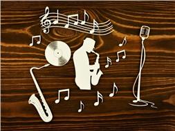 Набор Джаз-музыка