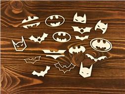 Набор чипбордов Бетмен