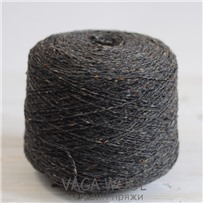 Пряжа Твид Soft Donegal Жёлудь 5210, 95м в 50 г. Knoll Yarns, Macean