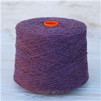 Пряжа Lambswool Тирианская роза 320, 212м/50г., Knoll Yarns, Tyrion rose
