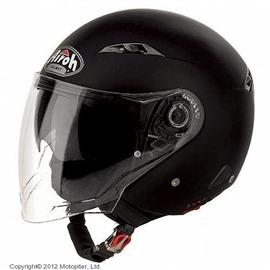 Открытый шлем CITY ONE чёрный S