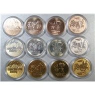 Олимпиада в Сочи (бронза, серебро, золото)