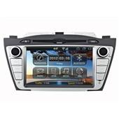 Штатное головное устройство Incar AHR-2486 для Hyundai IX-35 (Android)